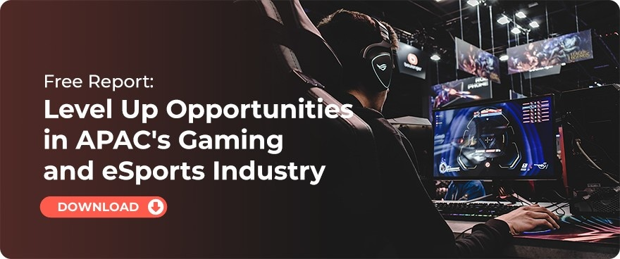Discover key opportunities for audience reach and engagement in this free report on APAC's gaming and eSports industry on social.