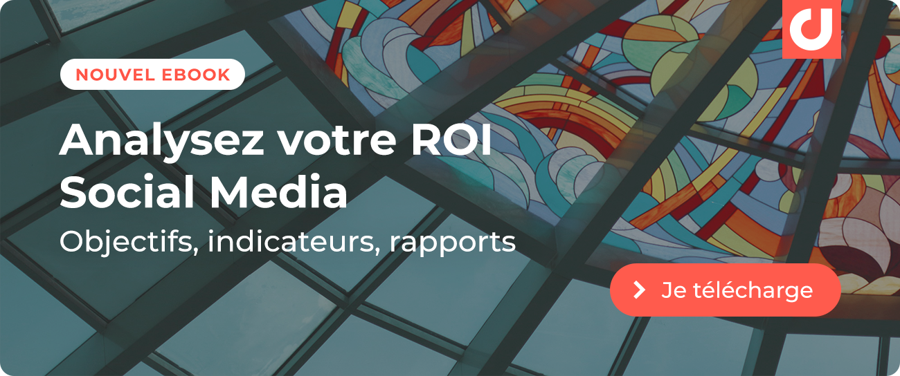 Nouvel ebook : L'Art et la Science du ROI Social Media