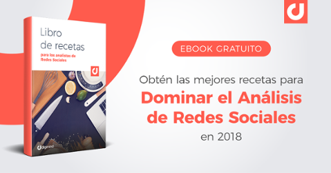 libro de recetas para analistas de redes sociales