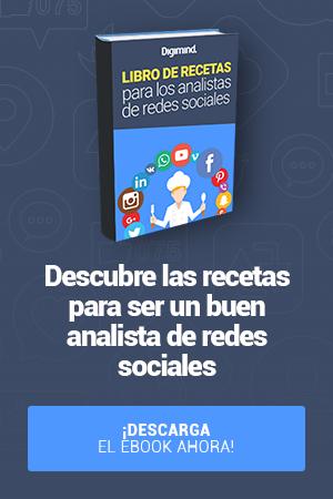 Libro de recetas para los analistas de redes sociales