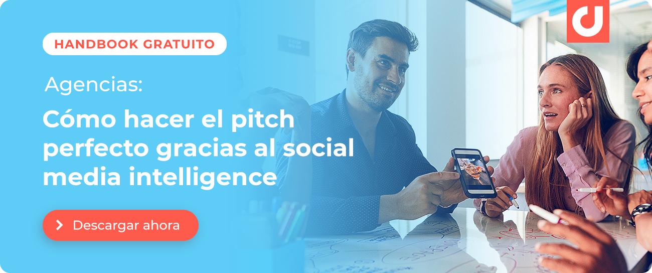 crea el pitch perfecto con social intelligence