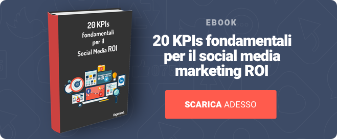 KPis e social media marketing