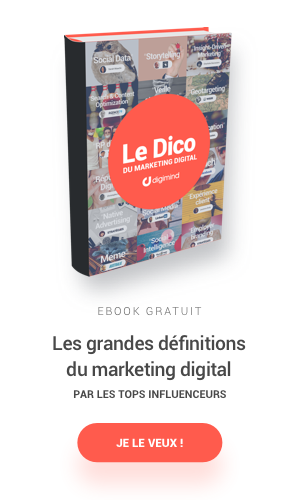 Le dictionnaire du marketing digital