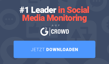 G2 Crowd Social Media Monitoring Bericht