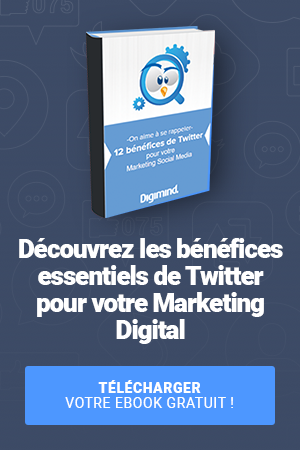 12 benefices de Twitter pour votre Marketing social Media