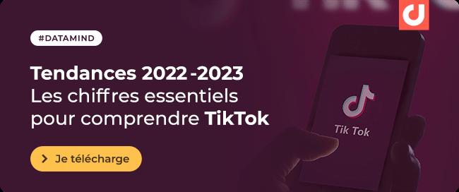 TikTok en chiffres et infographies