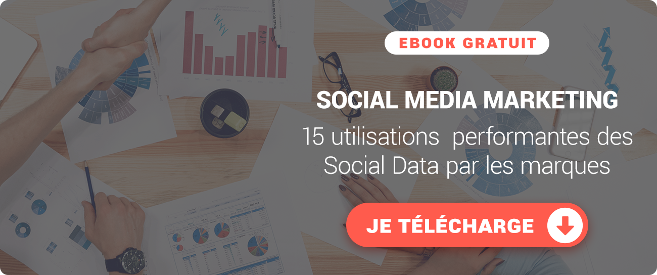 Social Media Marketing : 15 utilisations performantes des Social Data par les marques