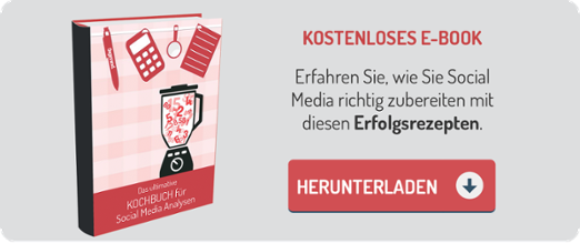 E-Book 'Social Media Kochbuch'