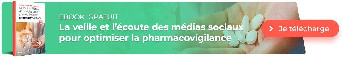 Découvrez le Guide : La veille et l'écoute des médias sociaux pour optimiser la pharmacovigilance