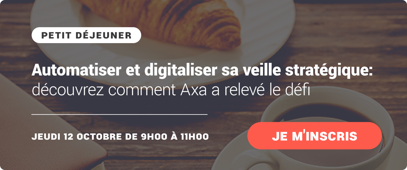 Invitation Petit-déjeuner Axa