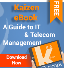 Kaizen eBook - A Guide to IT & Telecom Management