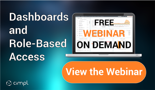 Dashboards and role-based access webinar