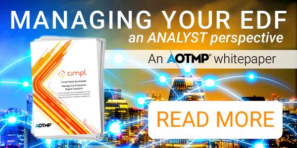 Cimpl helps businesses manage the enterprise digital footprint