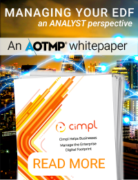 Cimpl Helps Businesses Manage the Enterprise Digital Footprint