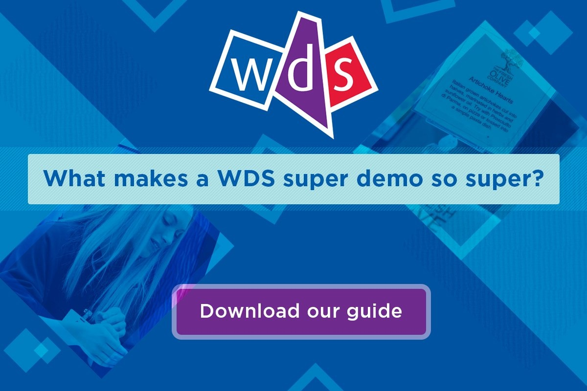 What makes a WDS super demo so super?