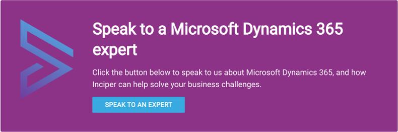 microsoft dynamics 365 consultants