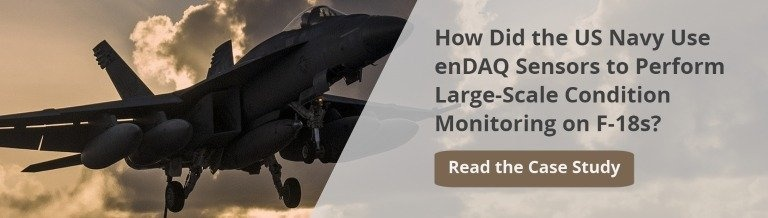 F-18 Case Study US Navy and enDAQ