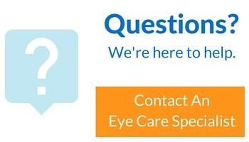Questions? Contact An Eye Care Specialist