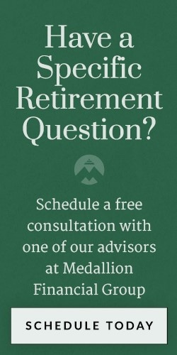 Have a Specific Retirement Question? Schedule a Free Consultation Today