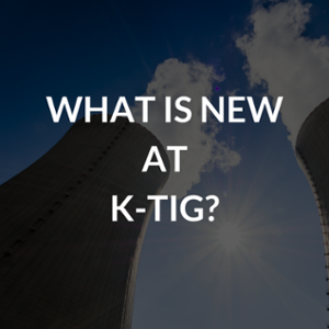 What is the latest news at K-TIG Advanced Welding Systems