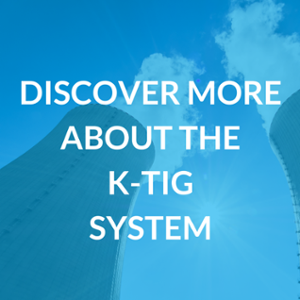 discover more about the K-TIG welding system