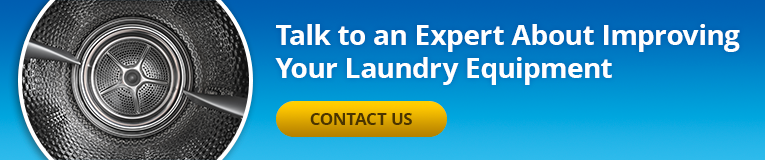 talk to an expert about improving your laundry equipment