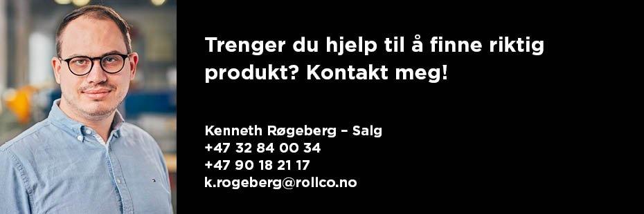 Kontakt Kenneth på Rollco