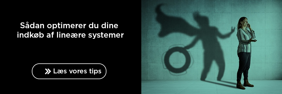 indkob lineaere systemer