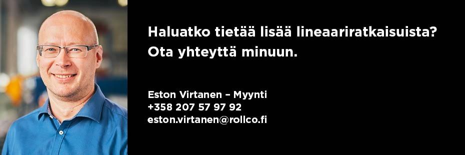 Ota yhteyttä minuun - Eston