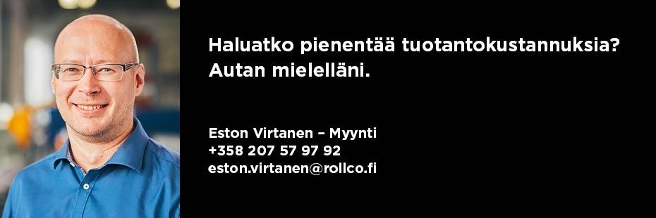 Autan mielelläni - Eston
