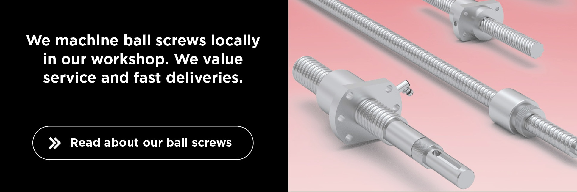 linear ball screws
