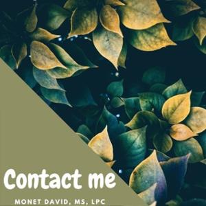 Contact Me Monet David
