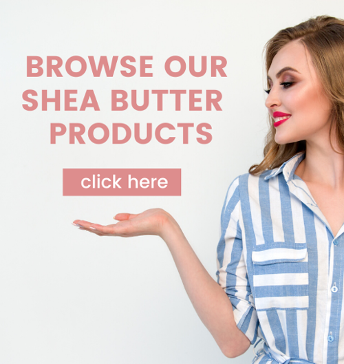 browse organic and natural shea butter rich creams