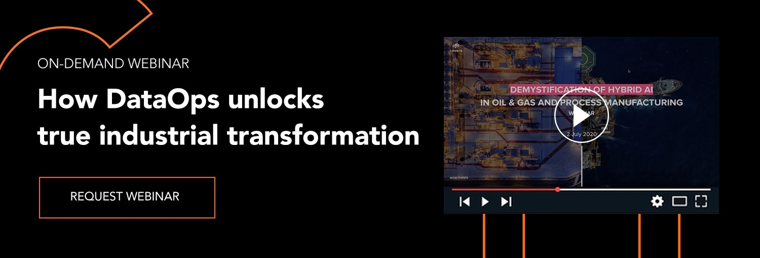 Request our on-demand webinar How DataOps unlocks true industrial transformation