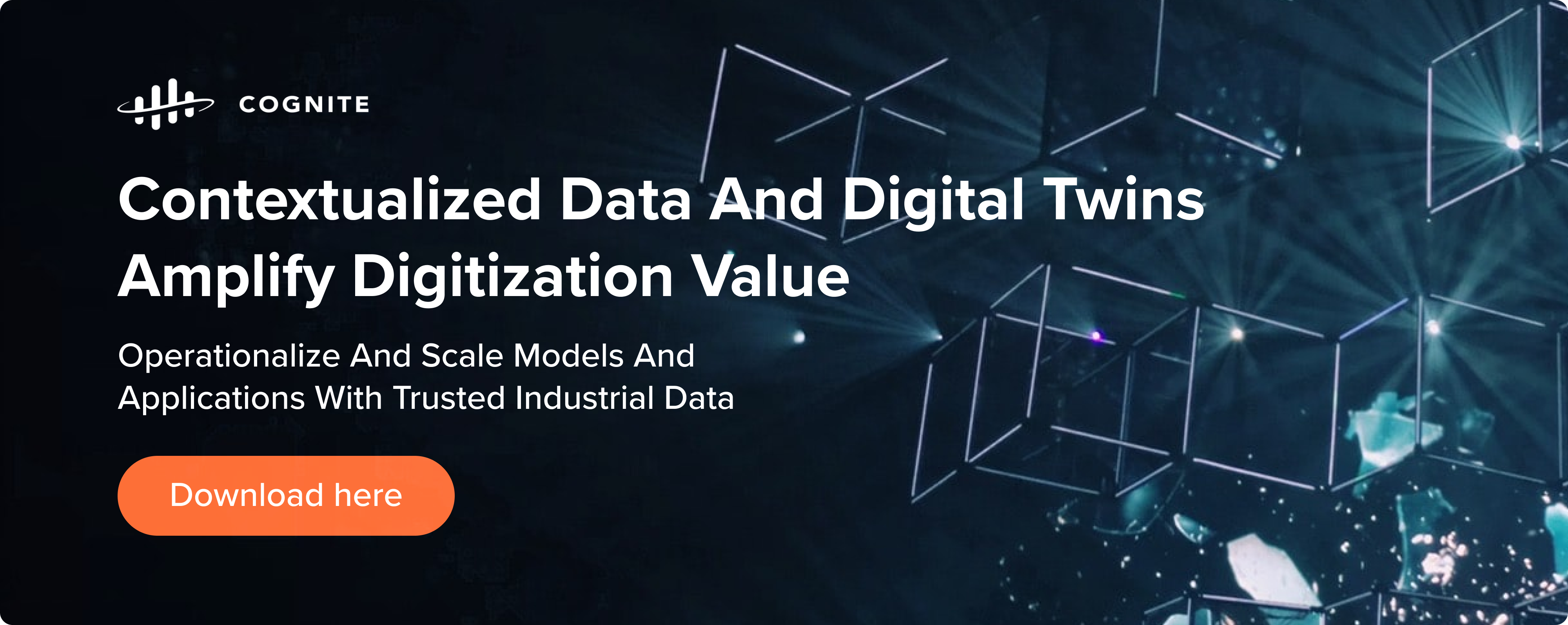 Contextualized Data and Digital Twins Amplify Digitalization Value