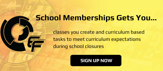 K-12 Pricing Page button