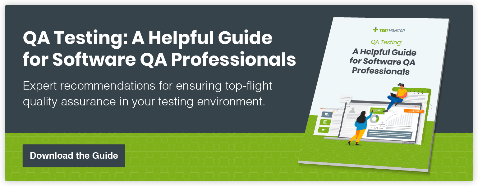 QA Testing: A Helpful Guide for Software QA Professionals