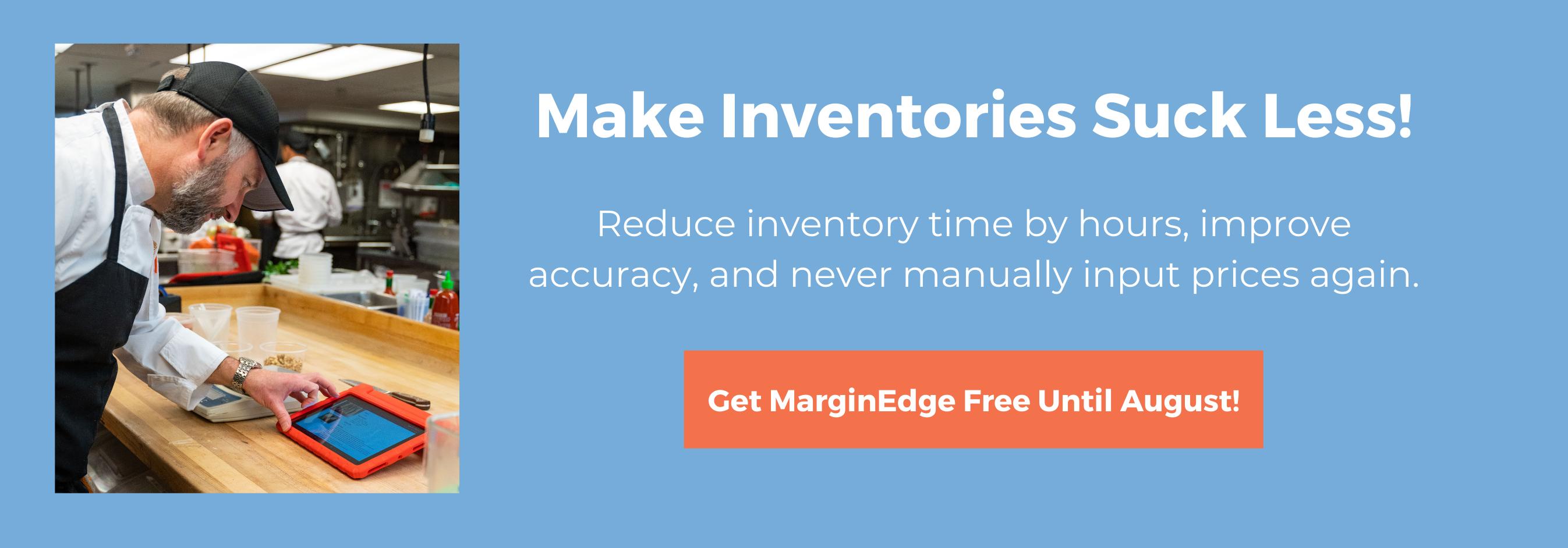 Improve Your Inventories