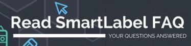 read smart label faq