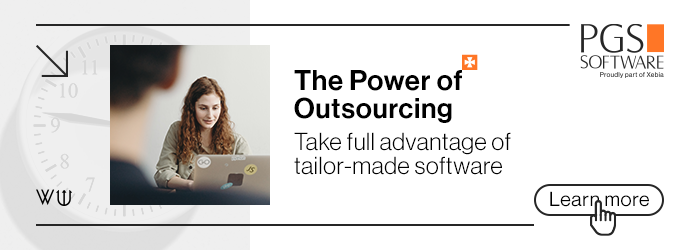The Power of Outsourcing - Take the full advantage of tailor-made software
