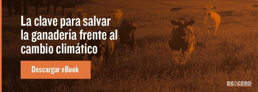 Clave para salvar la ganadería cambio climático