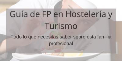 guía hostelería y turismo