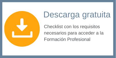 descarga la checklist de requisitos FP