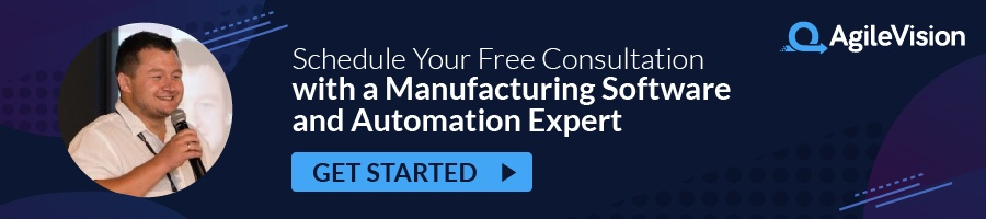 Schedule Your Free Consultation with a Manufacturing Software and Automation Expert