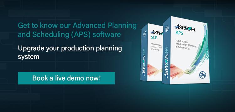 CTA APS-System Asprova Live-Demo EN