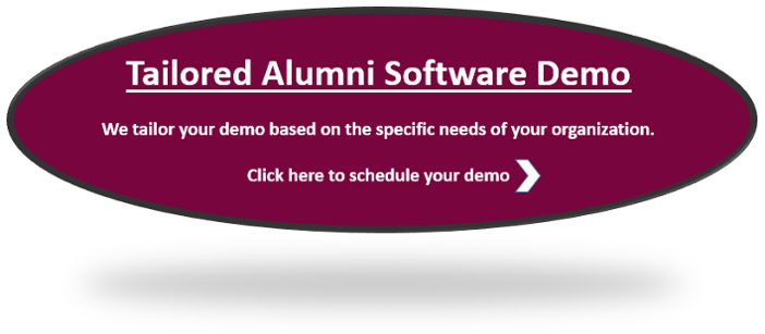 Alumni software demo