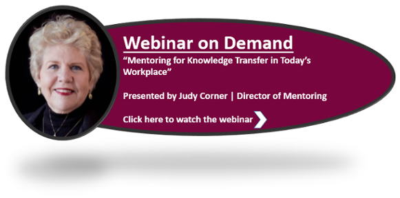 Mentoring for knowledge transfer webinar