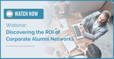 Watch the Webinar:  Discovering the ROI of Alumni Networks