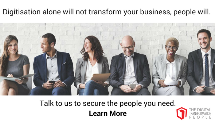 Successful digital transformation is a matter of know how and access to the best talent. We connect you to both.Click for more.