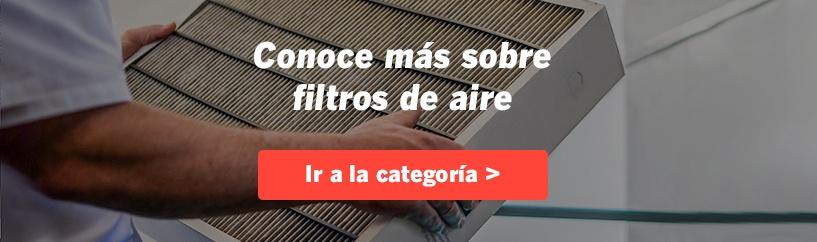 BHP México filtros de aire